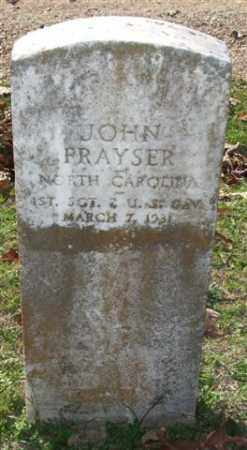 FRAYSER (VETERAN), JOHN - Garland County, Arkansas | JOHN FRAYSER (VETERAN) - Arkansas Gravestone Photos
