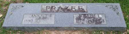 FRAZEE, ANNA T. - Garland County, Arkansas | ANNA T. FRAZEE - Arkansas Gravestone Photos