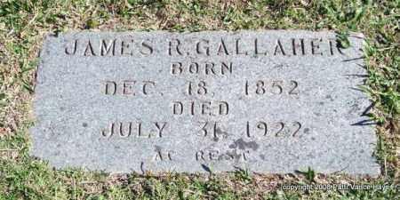 GALLAHER, JAMES R. - Garland County, Arkansas | JAMES R. GALLAHER - Arkansas Gravestone Photos
