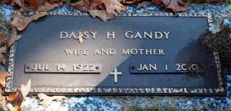 GANDY, DAISY - Garland County, Arkansas | DAISY GANDY - Arkansas Gravestone Photos