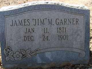 "GARNER, JAMES ""JIM"" M. - Garland County, Arkansas | JAMES ""JIM"" M. GARNER - Arkansas Gravestone Photos"