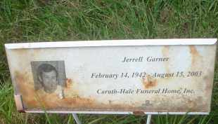 GARNER, JERRELL - Garland County, Arkansas | JERRELL GARNER - Arkansas Gravestone Photos