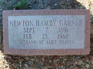 GARNER, NEWTON HAMBY - Garland County, Arkansas | NEWTON HAMBY GARNER - Arkansas Gravestone Photos