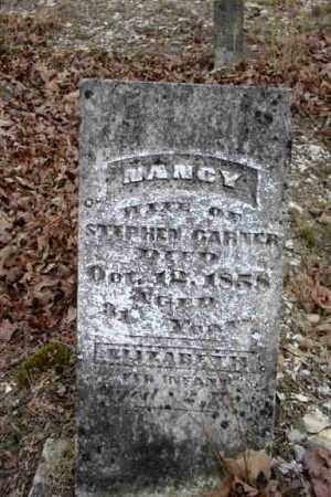 GARNER, NANCY - Garland County, Arkansas | NANCY GARNER - Arkansas Gravestone Photos