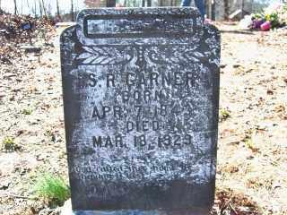 GARNER, S. R. - Garland County, Arkansas | S. R. GARNER - Arkansas Gravestone Photos