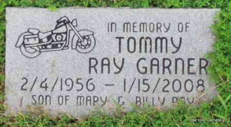 GARNER, TOMMY RAY - Garland County, Arkansas | TOMMY RAY GARNER - Arkansas Gravestone Photos