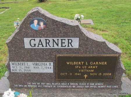 GARNER, WILBERT L - Garland County, Arkansas | WILBERT L GARNER - Arkansas Gravestone Photos