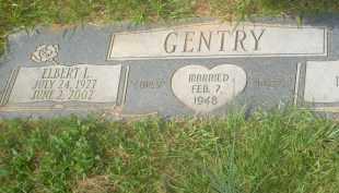 GENTRY, ELBERT L. - Garland County, Arkansas | ELBERT L. GENTRY - Arkansas Gravestone Photos