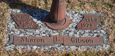 TAYS GIBSON, SHARON L - Garland County, Arkansas | SHARON L TAYS GIBSON - Arkansas Gravestone Photos