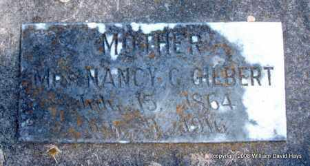 GILBERT, NANCY C. - Garland County, Arkansas | NANCY C. GILBERT - Arkansas Gravestone Photos