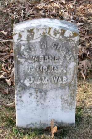 GIVENS (VETERAN SAW), JOHN H. - Garland County, Arkansas | JOHN H. GIVENS (VETERAN SAW) - Arkansas Gravestone Photos