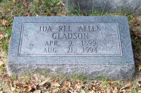 GLADSON, IDA REE - Garland County, Arkansas | IDA REE GLADSON - Arkansas Gravestone Photos