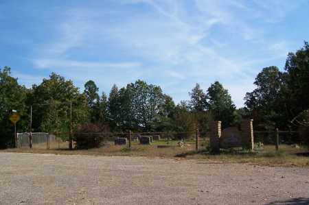 *GLAZIER PEAU CEMETERY, OVERVIEW - Garland County, Arkansas   OVERVIEW *GLAZIER PEAU CEMETERY - Arkansas Gravestone Photos