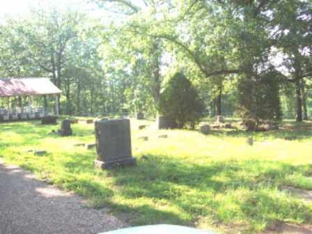 *GODWIN CEMETERY, OVERVIEW 2 - Garland County, Arkansas | OVERVIEW 2 *GODWIN CEMETERY - Arkansas Gravestone Photos