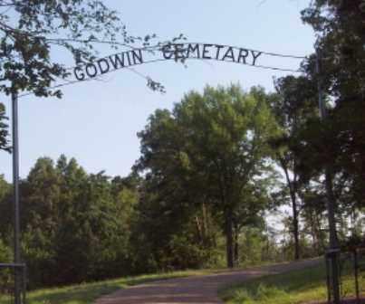 *GODWIN CEMETERY, GATE & DIRECTIONS - Garland County, Arkansas | GATE & DIRECTIONS *GODWIN CEMETERY - Arkansas Gravestone Photos
