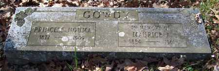 GOWDY, PRINCESS NOUMA - Garland County, Arkansas | PRINCESS NOUMA GOWDY - Arkansas Gravestone Photos