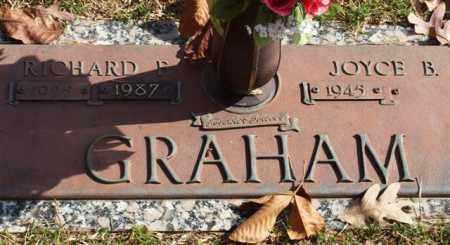 GRAHAM, DR., RICHARD F. - Garland County, Arkansas | RICHARD F. GRAHAM, DR. - Arkansas Gravestone Photos