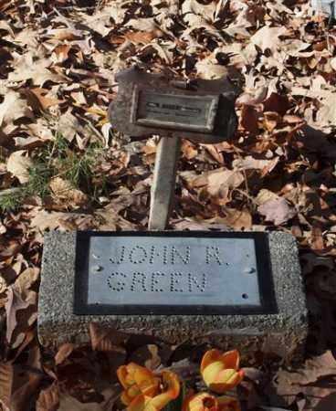 GREEN, JOHN ROBERT - Garland County, Arkansas   JOHN ROBERT GREEN - Arkansas Gravestone Photos