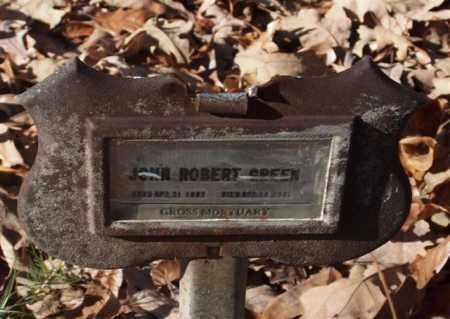GREEN, JOHN ROBERT (FHM) - Garland County, Arkansas | JOHN ROBERT (FHM) GREEN - Arkansas Gravestone Photos