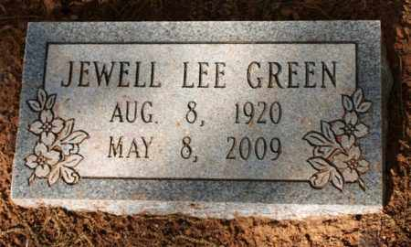GREEN, JEWELL - Garland County, Arkansas | JEWELL GREEN - Arkansas Gravestone Photos