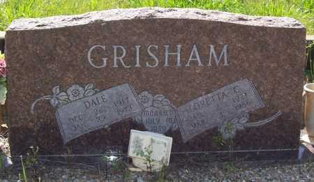 HERRON GRISHAM, LORETTA - Garland County, Arkansas | LORETTA HERRON GRISHAM - Arkansas Gravestone Photos