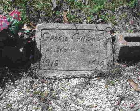 GRISHAM, GRACIE - Garland County, Arkansas   GRACIE GRISHAM - Arkansas Gravestone Photos