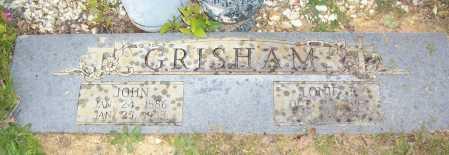 GRISHAM, LONIE J - Garland County, Arkansas | LONIE J GRISHAM - Arkansas Gravestone Photos