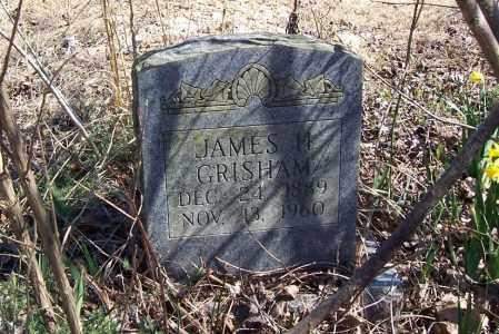 GRISHAM, JAMES HENRY - Garland County, Arkansas | JAMES HENRY GRISHAM - Arkansas Gravestone Photos