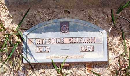 GRISHAM, KATHERINE - Garland County, Arkansas   KATHERINE GRISHAM - Arkansas Gravestone Photos