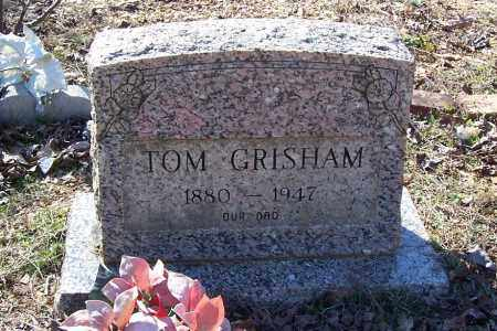 "GRISHAM, THOMAS JEFFERSON ""TOM"" - Garland County, Arkansas | THOMAS JEFFERSON ""TOM"" GRISHAM - Arkansas Gravestone Photos"