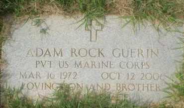 GUERIN (VETERAN), ADAM ROCK - Garland County, Arkansas | ADAM ROCK GUERIN (VETERAN) - Arkansas Gravestone Photos