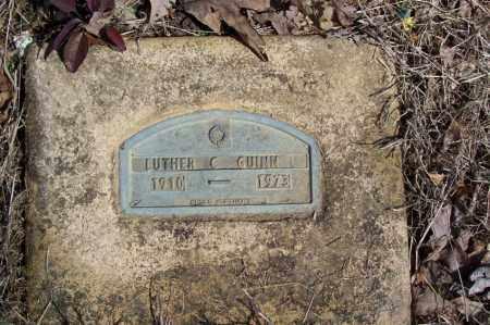 GUINN, LUTHER C. - Garland County, Arkansas | LUTHER C. GUINN - Arkansas Gravestone Photos