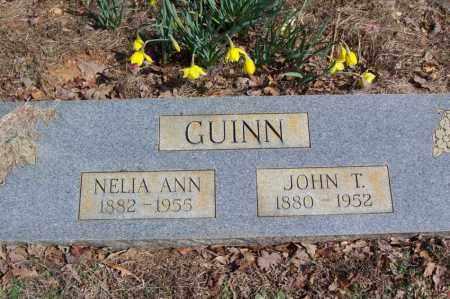 GUINN, JOHN T. - Garland County, Arkansas   JOHN T. GUINN - Arkansas Gravestone Photos