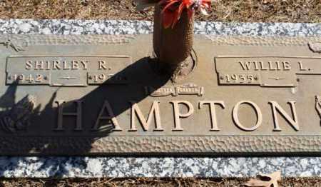 DUFF HAMPTON, SHIRLEY R - Garland County, Arkansas | SHIRLEY R DUFF HAMPTON - Arkansas Gravestone Photos