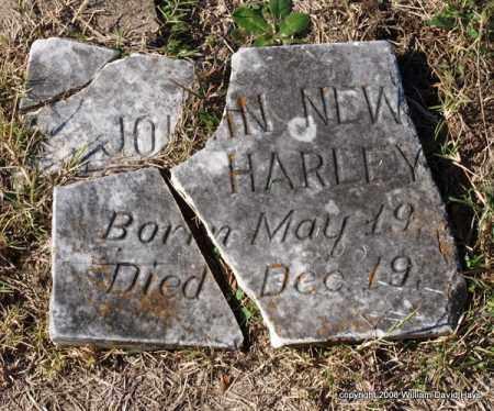 HARLEY, JOHN - Garland County, Arkansas   JOHN HARLEY - Arkansas Gravestone Photos
