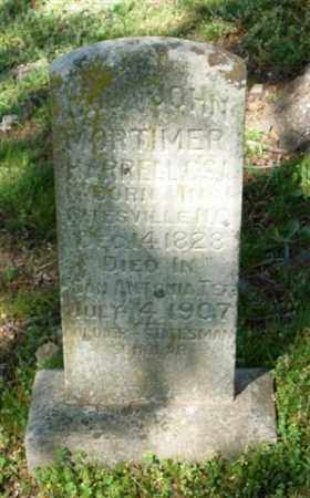HARRELL (VETERAN CSA), JOHN MORTIMER - Garland County, Arkansas | JOHN MORTIMER HARRELL (VETERAN CSA) - Arkansas Gravestone Photos