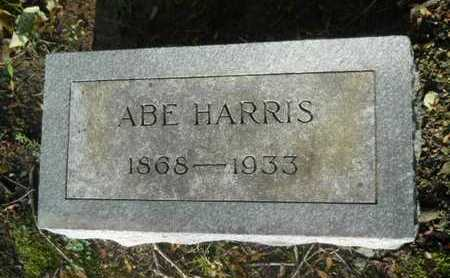 HARRIS, ABE - Garland County, Arkansas | ABE HARRIS - Arkansas Gravestone Photos