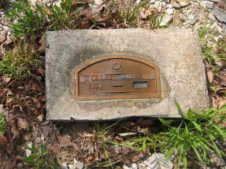 HARRIS, CHARLEY - Garland County, Arkansas   CHARLEY HARRIS - Arkansas Gravestone Photos