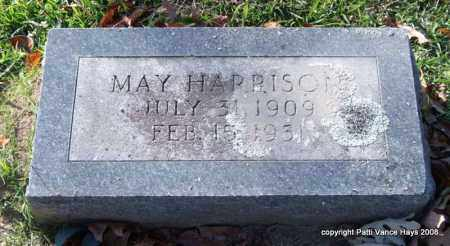HARRISON, MAY - Garland County, Arkansas | MAY HARRISON - Arkansas Gravestone Photos