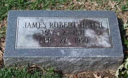 HATCH, JAMES ROBERT - Garland County, Arkansas   JAMES ROBERT HATCH - Arkansas Gravestone Photos