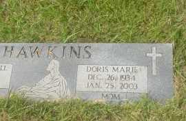 HAWKINS, DORIS MARIE - Garland County, Arkansas | DORIS MARIE HAWKINS - Arkansas Gravestone Photos