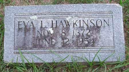 HAWKINSON, EVA L. - Garland County, Arkansas | EVA L. HAWKINSON - Arkansas Gravestone Photos