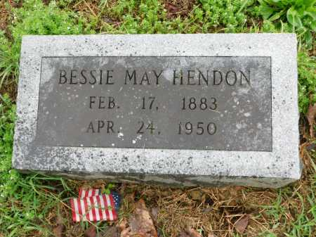 HENDON, BESSIE MAY - Garland County, Arkansas | BESSIE MAY HENDON - Arkansas Gravestone Photos