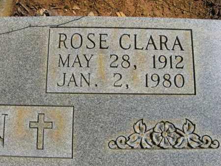 HERRON, ROSE CLARA (CLOSE UP) - Garland County, Arkansas | ROSE CLARA (CLOSE UP) HERRON - Arkansas Gravestone Photos