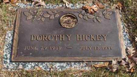 HICKEY, DOROTHY - Garland County, Arkansas   DOROTHY HICKEY - Arkansas Gravestone Photos
