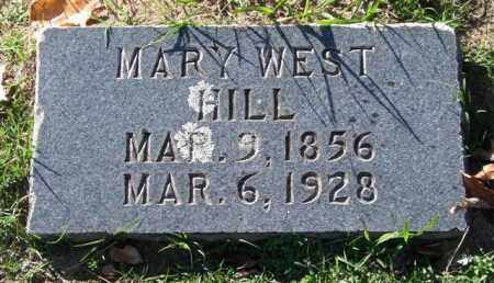 HILL, MARY - Garland County, Arkansas | MARY HILL - Arkansas Gravestone Photos