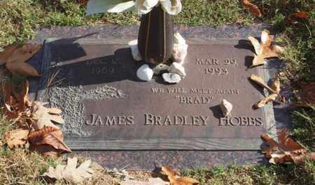 HOBBS, JAMES BRADLEY - Garland County, Arkansas | JAMES BRADLEY HOBBS - Arkansas Gravestone Photos