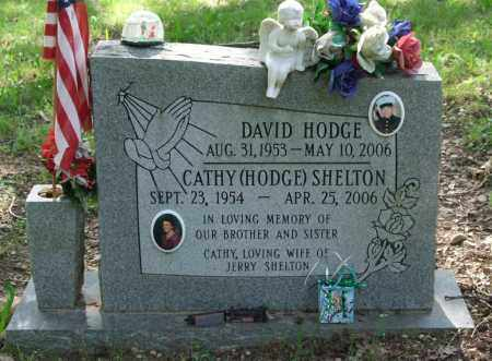 HODGE SHELTON, CATHY - Garland County, Arkansas | CATHY HODGE SHELTON - Arkansas Gravestone Photos