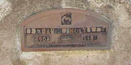 HOLT, DAVID (CLOSE UP) - Garland County, Arkansas | DAVID (CLOSE UP) HOLT - Arkansas Gravestone Photos