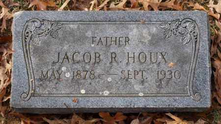 HOUX, JACOB R. - Garland County, Arkansas | JACOB R. HOUX - Arkansas Gravestone Photos